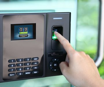 Types of biometric attendance system and their benefits